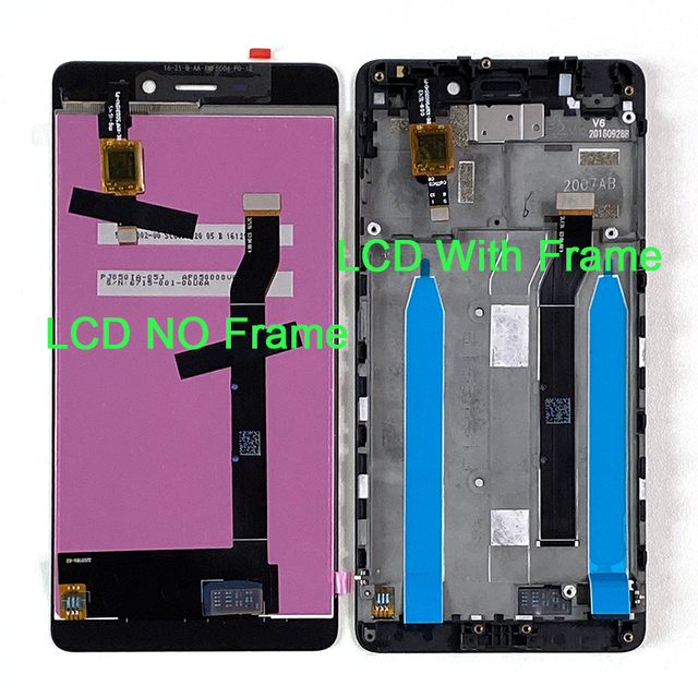 "5.0 ""המקורי M & סן עבור Xiaomi Redmi 4 (2GB RAM 16GB ROM) LCD תצוגת מסך + מגע Digitizer לוח עבור Redmi 4 LCD מסגרת"