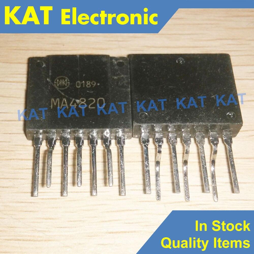 MA4820 ZIP-7 Power Switching Regulators