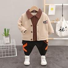 Осенне зимнее детское Модное теплое пальто с героями мультфильмов;