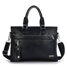 New Style Top Grade Genuine Leather MEN'S Computer Bag Men's