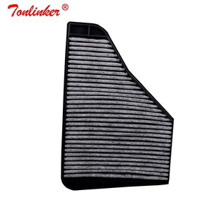 Image 1 - Cabin Filter Oem A1408350047 For Mercedes S Class W140 1991 1998/S CLASS Coupe C140 1992 1999 Model 1Pcs Activated Carbon Filter