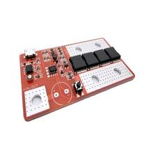 18650/32650 bateria lipo diy portátil bateria de níquel folha ponto soldador placa pcb placa circuito bateria máquina solda ponto caneta