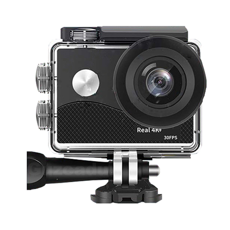 4K Wifi Sport Cameras Outdoor Cam Real 4K Action Camers Underwater Waterproof Camera Diving Surfing go pro Helmet Cam