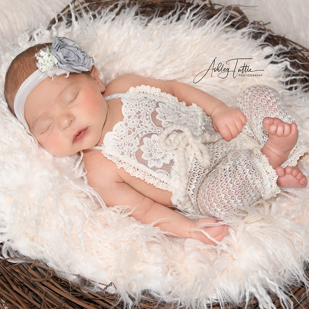 Infant Baby Photo Props Newborn Photography Soft Fur Quilt Blanket Mat Gift