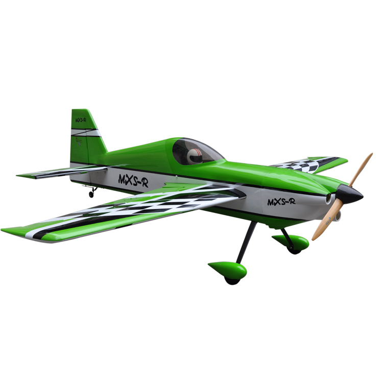 FLIGHT MXS-R 89inch 50CC 6 Channel Gasoline Fixed Wing RC Airplane Model image