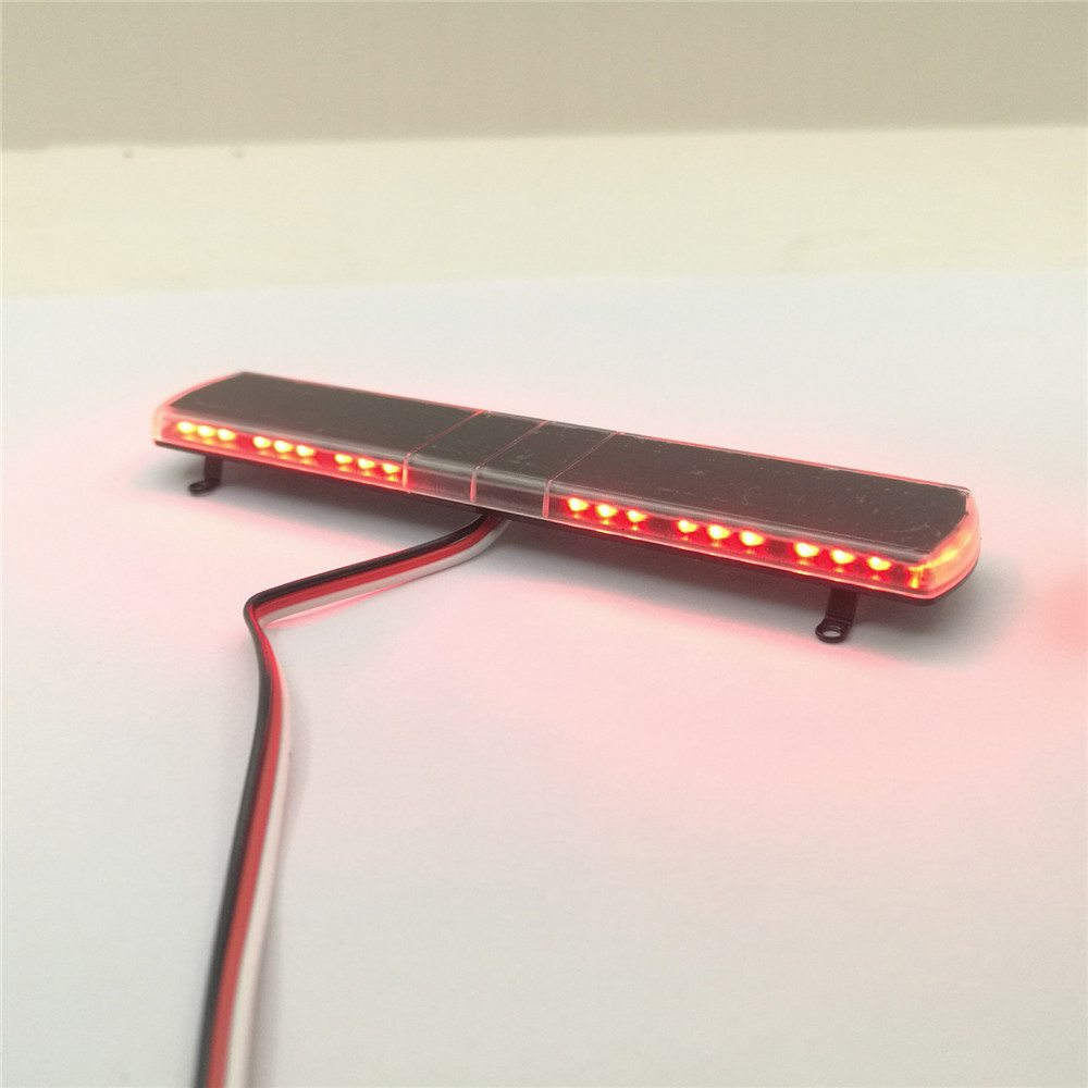 15 Modes Colorful LED Spotlight Engineering Projector Light for 1/14 Tamiya Scania Volvo 56360 RC Truck Tractor Accessorie Parts