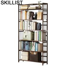 Para Libro Bois Oficina Decoracion Bureau Meuble Wall Shelf Mobili Per La Casa Decoration Retro Bookcase Book Case Rack