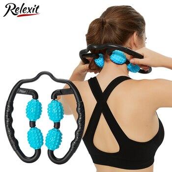 U Shape Trigger Point Massage Roller 1