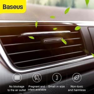 Baseus Perfume-Fragrance Car-Mount Car-Air-Vent-Freshener for Clip-Diffuser Solid
