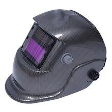 цены Auto Darkening Welding Helmet Welders Mask Arc Tig Mig Grinding Solar Powered