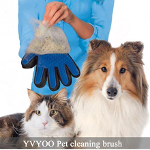 Pet Soft Silicone Dog brush Glove Grooming Brush Cat Bath cleaning Supplies combs