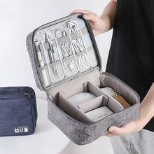 Mihawk, водонепроницаемые цифровые сумки для путешествий, USB кабель, сумка, жесткий диск, провода, чехол, power Bank, мобильный телефон, организация, сумка, аксессуары