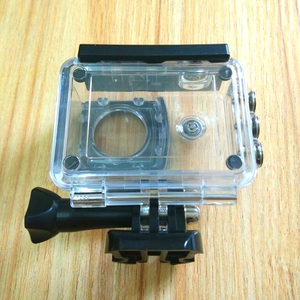 Image 5 - SJ5000X الأصلي اكسسوارات 30M تحت الماء للماء حالة الغلاف الواقي حالة قذيفة ل SJ5000 wifi زائد كاميرا كلوونفيش