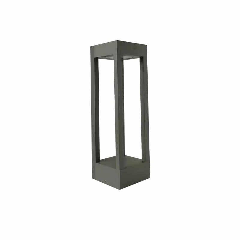 (Wecus) Gegoten Aluminium Outdoor Waterdicht (IP65) Licht, tuin/Landschap Park Verlichting Led Gazon Lampen, Deur Pijler Lichten