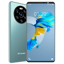 Mate40 pro-teléfono inteligente desbloqueado Global, Pantalla Completa HD de 5,3 pulgadas, 1GB, 8GB, cuatro núcleos, cámara de 2MP, 4800mAh, GPS, WiFi, 3G, tarjeta dual