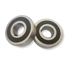 Backstop Parts Durable CSK30P High Speed Freewheels Sprag Clutch 30x62x16mm Tool Internal Keyway Low Noise One Way Bearing