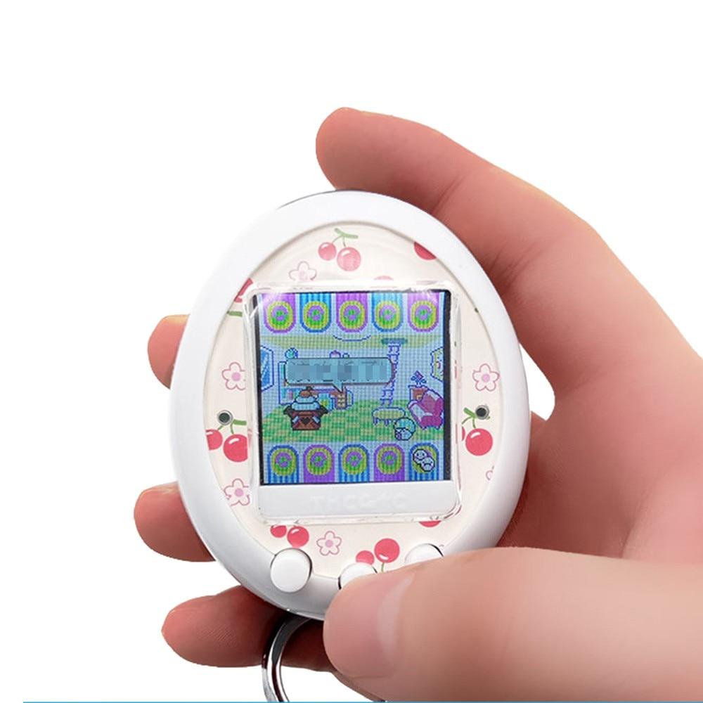 Nice Tamagotchi Cartoon Electronic Pet Game Handheld Virtual Pet Kids Baby Children Toy Gift New Arrival