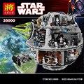 Строительные блоки «Звездные войны»  совместимые с lepinglys  10188  75159  развивающие игрушки для детей  подарки