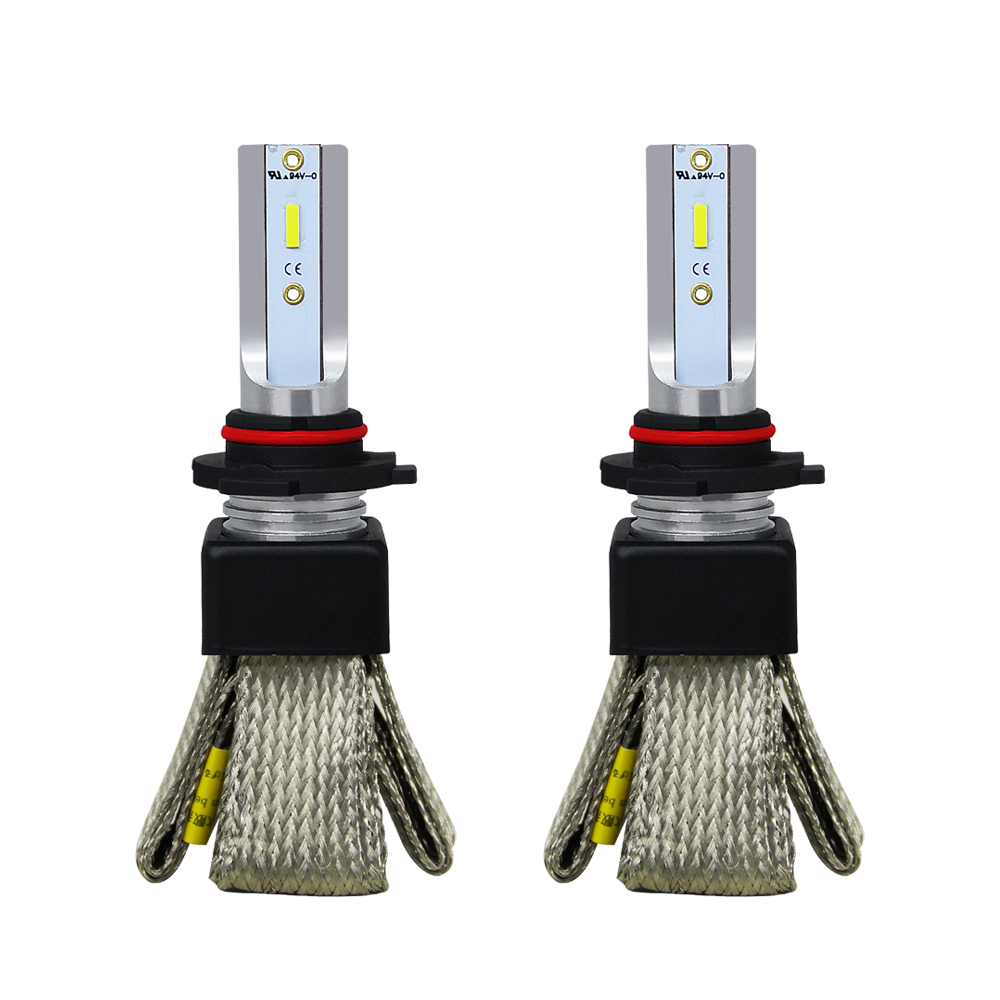 Image 4 - LED H4 H7 Car Headlight Bulbs Car Light Accessories LED H1 9006 hb4 9005 H11 Automotivo Headlamp Lights 6000K Fog Lights-in Car Headlight Bulbs(LED) from Automobiles & Motorcycles
