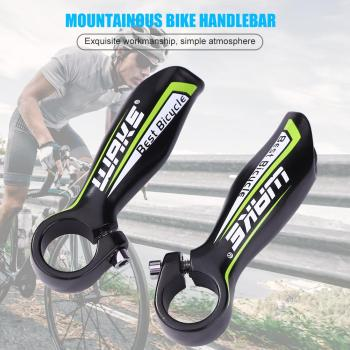 1 Pair Bike Handlebar MTB Bar End Mountain Bike Wear-resistant Handlebar Cover Handle Cycling Bicycle Accessories image