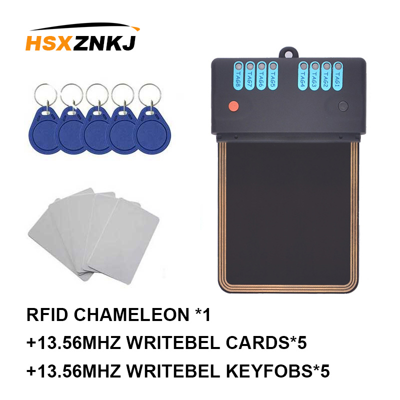 Chameleon Mini Rdv2.0 USB <font><b>13.56mhz</b></font> <font><b>Iso14443a</b></font> Nfc Card Reader Copier Rfid Writer Card Copier Fully Decode Crack Access Control image