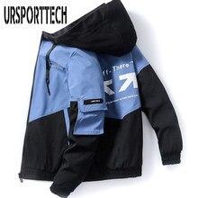 Abrigos y chaquetas con estampado de moda para hombre y mujer, chaqueta con capucha informal, cortavientos delgado de calle, abrigo de alta calidad, primavera y otoño, 2020