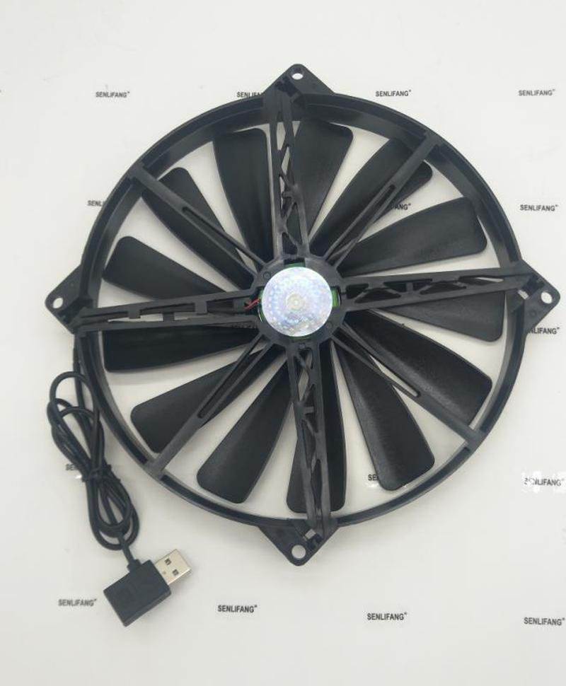 FOR Cooler Master A20020-07CA-2JN-F1 20cm Cooling Fan
