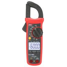 UNI-T UT202A + 600A Clamp Meter 600V Spannung Multimeter automatische palette true RMS hohe präzision multimeter