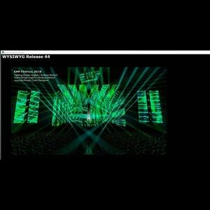 Image 4 - Wysiwyg R44 perform dongle DMX USB Interface for Disco DJ Stage Ma2 grandma2 DMX512 light disco Release 44 dongle