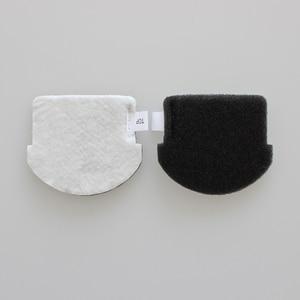 Image 3 - 2 pçs filtro apto para midea vcs141 vcs142 aspirador de pó peças acessórios casa jardim suprimentos