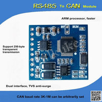Rs485 to can/canopen/can 모듈/전송 모듈/직렬 포트/rs232/stm32/modbus for rt809f rt809h