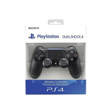 100% original sony ps4 joystick bluetooth sem fio gamepad controlador controlador ps4 gamepad controlador sem fio bluetooth gamepad + caixa