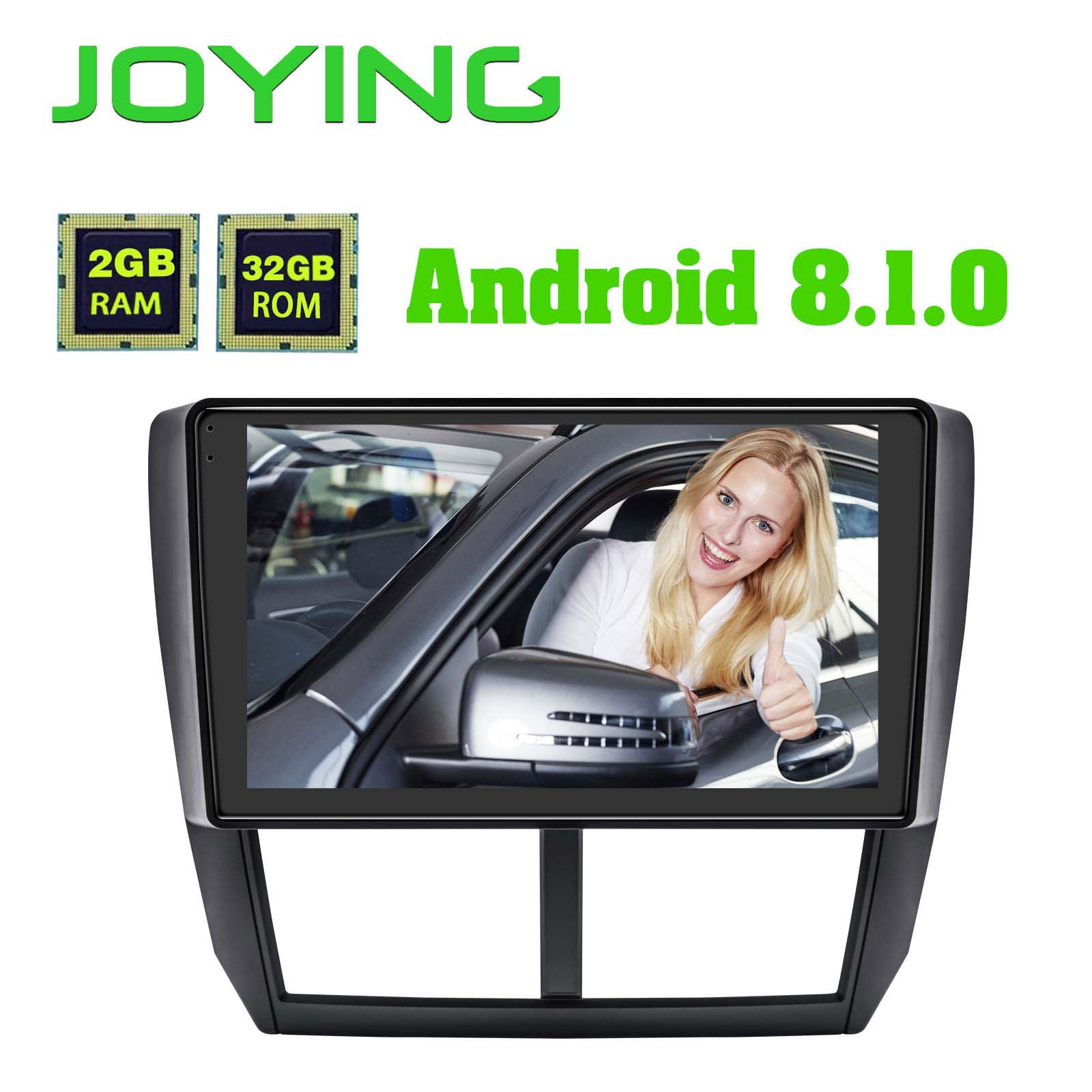 JOYING HD 9 Screen Multimedia Car DVD Player 2GB RAM Octa core Android 8 1 GPS