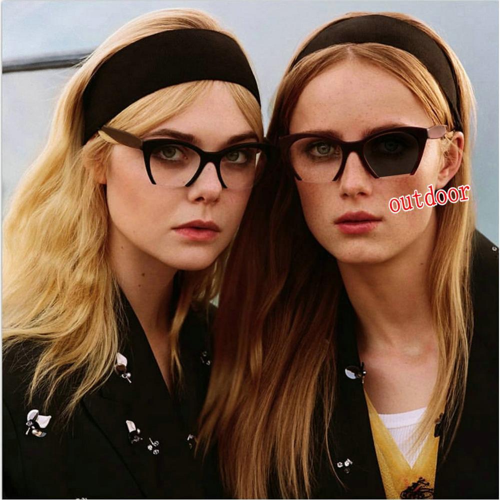 Cat Alloy Reading Glasses Womens Photochromic Lens Eyewear Metal ...