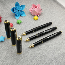 100set personalized wedding gift favors nice writing gel pen customized free with your logo text on body or cap