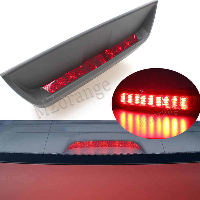 MZORANGE High Mount Stop Rear Tail Warning Light Lamp For <font><b>Chevrolet</b></font> <font><b>Cruze</b></font> <font><b>2011</b></font>-<font><b>2015</b></font> Rear 3rd High Brake Light Car Auto Parts image