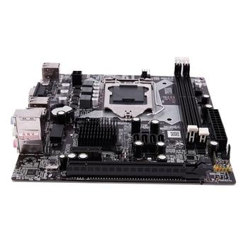 H81 LGA 1150 Motherboard Socket LGA1150 Micro-ATX Desktop image USB2.0 SATA2.0 Dual Channel 32GB DDR3 1600 for Intel