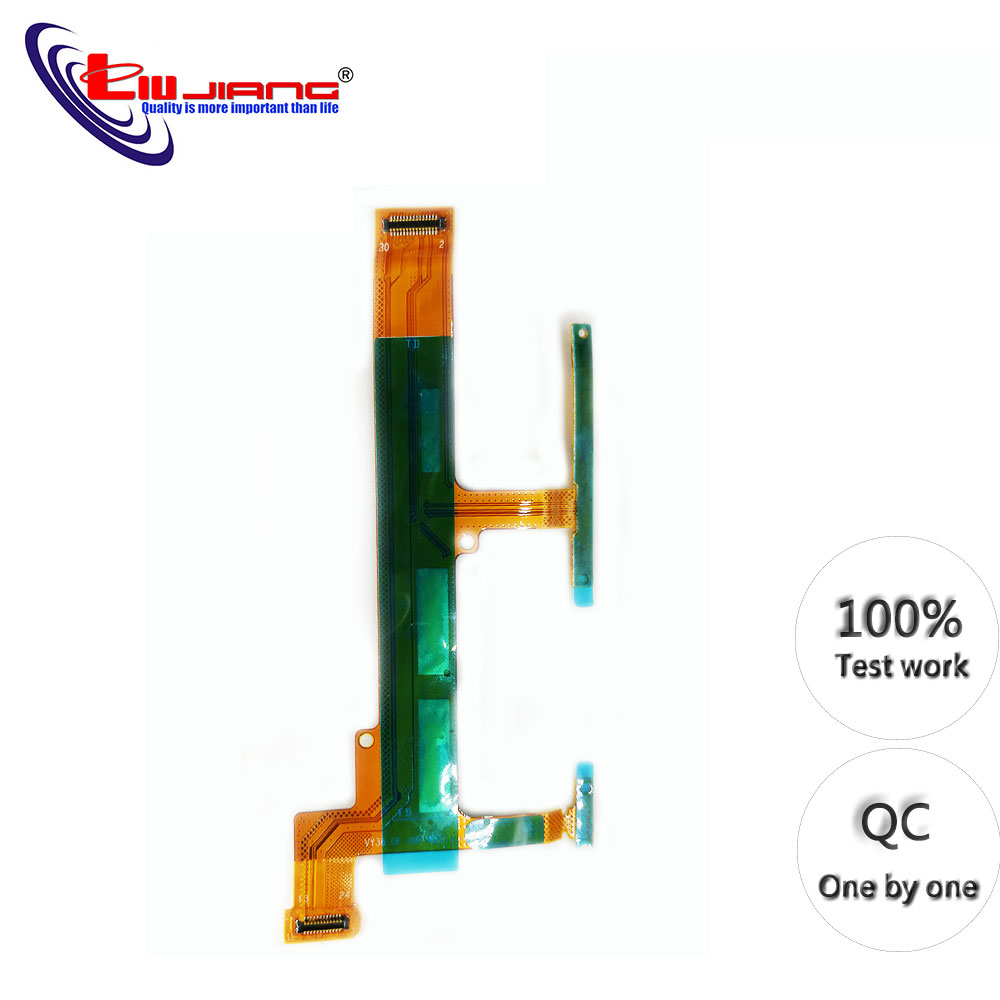 New Original Side Power ON/OFF Button Volume Key Flex Cable For Sony Xperia  Z1 Z2 Z3 Z5 Z5P M2 X Mini XA XA1 X2 X2P L36H C2305