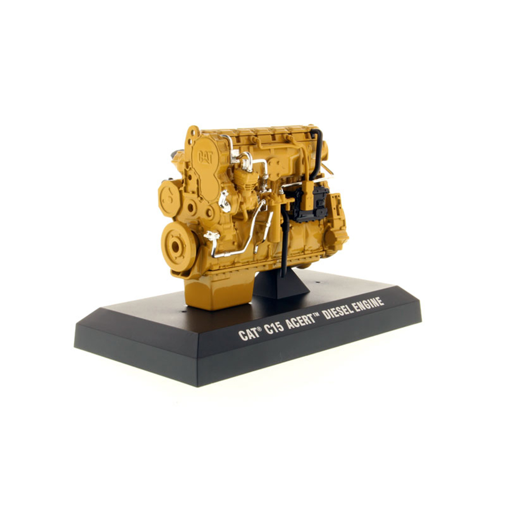 Diecast Masters #85139 1/12 Scale Caterpillar C15 ACERT Diesel Engine Core Classics Vehicle CAT Engineering Truck Model Car Toy