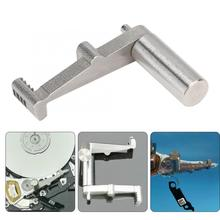 Stainless Steel Hard Disk Head Replacement Tool HDD Repair Tools for Data Recovery  computer cable spiral hot