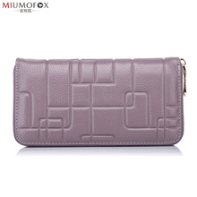 Wallet Long-Style Amazon Leather Goods Supply of Goods Foreign Trade Wholesale C