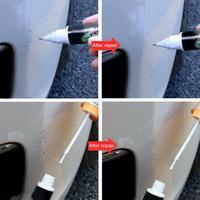 black silver Car Paint Repair Pen Scratch Repair Pen Paint Repair Red Black White Silver Gray Paint Touch Pen (2)