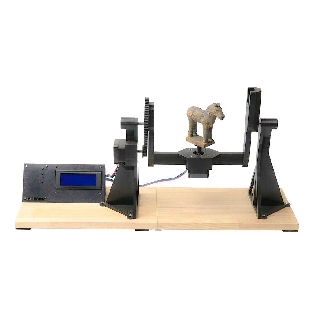 2020 nuevo KS 3D escáner DIY kit de hardware electrónico Surwish ensamblado mundo arquitectónico 3D papel modelo edificio casa Kit Spasskaya Torre/Grecia Santorini/tienda de recuerdos griegos