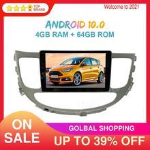 Android 10.0 4GG Carplay For Hyundai Genesis 2008 2012 GPS Navigation Car Radio Player Head Unit Multimedia Stereo Audio Screen