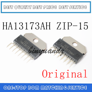 Image 1 - 2PCS~10PCS HA13173 HA13173AH ZIP 15 HA13173AH Automotive audio multi voltage regulator IC