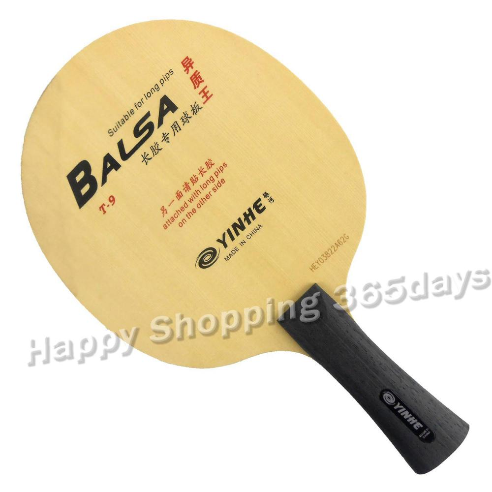 Yinhe Milky Way Galaxy T-9 T9 T 9 Table Tennis Pingpong Blade
