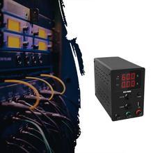 Laboratorium USB DC 60V 5A regulowany laboratoryjny zasilacz regulowany Regulator napięcia stabilizator przełączający źródło ławki tanie tanio ACEHE CN (pochodzenie)
