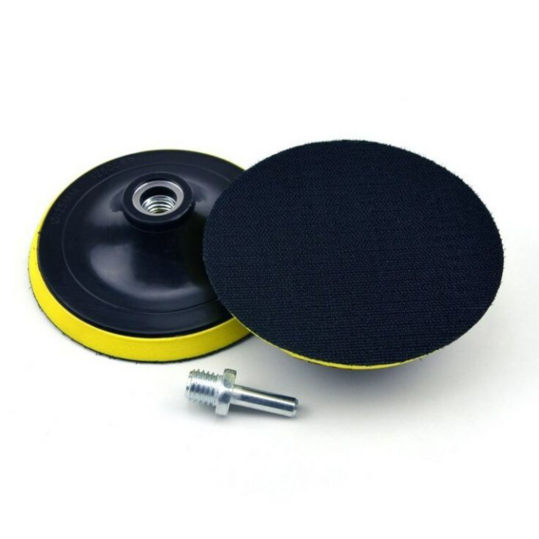30pcs 7 Inch <font><b>60</b></font> 240 600 <font><b>1000</b></font> 5000 10000 Grit Wet/Dry Hook And Loop Sanding Discs Rotary Tools Ferramenta image