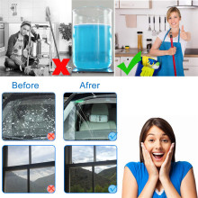 20Pcs/Lot Glass Cleaner window Car Solid Wiper Fine Seminoma Auto Window Cleaning Multifunctional Effervescent