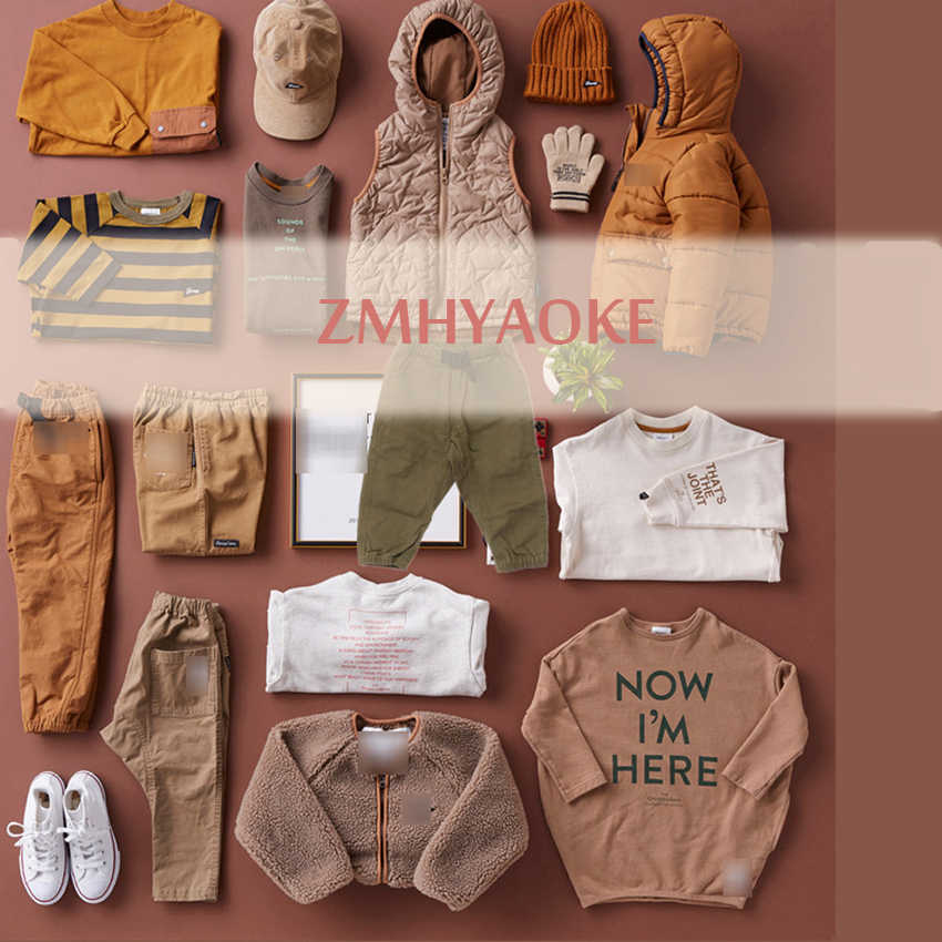 ZMHYAOKE-GU 2019 Autumn Toddler Girl Winter Clothes Fall Fashion Girls Pants Toddler Boy Pants Winter Leggings Girls